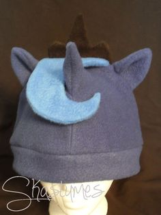 Princess Luna Hat My Little Pony Friendship is Magic by Skastumes, $19.99