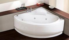 Novellini docce e vasche da bagno 2014 - Vasca idromassaggio angolare