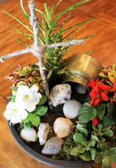 Planting a Resurrection Garden: Our Story Told in it's Roots | Simply Home Blog