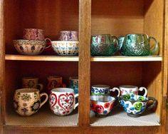 Mug collection @anthropologie