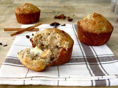 Banana Nut Muffins | Homemade Banana Nut Muffin Recipe