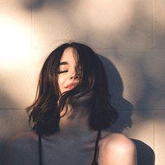Imagen de girl, hair, and smile