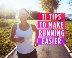 Not to mention, you'll be able to run faster and farther than ever before.