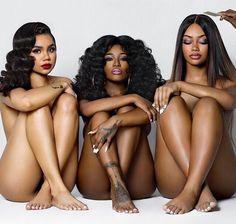 Blackmen for The Beauty & Essence of Blackwomen : Photo