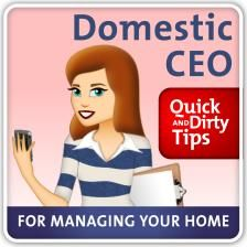 Domestic CEO : How to Make Your Home (and Everything in it) Smell Good :: Quick and Dirty Tips ™