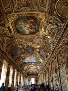 Museu do Louvre Paris 55493