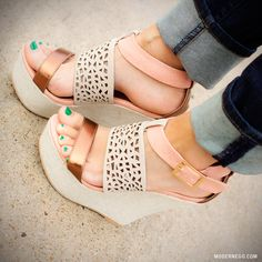 Wedges, in love..