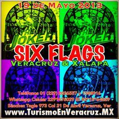 #SixFlags #Mexico te espera este 19 de #mayo saliendo de #Veracruz y #Xalapa http://www.turismoenveracruz.mx/2013/03/six-flags-te-espera-este-19-de-mayo-2013-saliendo-de-veracruz-y-xalapa/ #viaje #excursiones