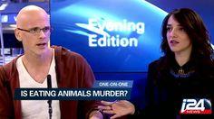 Gary Yourofsky vs. Animal Abuser Reporter