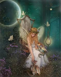 real pixies and fairies - Google Search