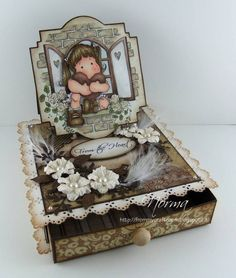 From My Craft Room: A Gift from the Heart - Magnolia-licious June Inspiration Challenge