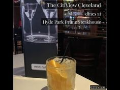 A great dining experience in Cleveland! Prime Steakhouse, Cleveland, Pittsburgh, Dining, Youtube, Travel, Food, Viajes, Trips