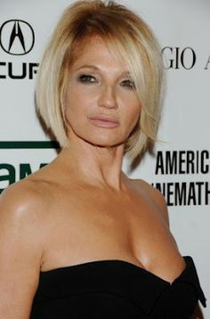 "Ellen Barkin:  Another option for Elena Lincoln aka ""Mrs. Robinson"""