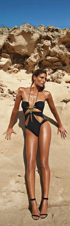 LUV IT BUT TERRIBLE TAN LINES……MAYBE FOR A POOL PARTY…….GottexCruise 2014 by LoLo H