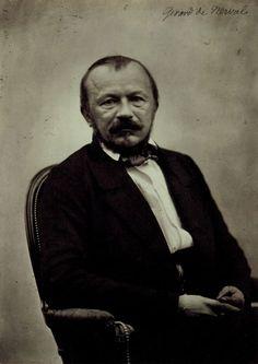 Gérard de Nerval par Nadar
