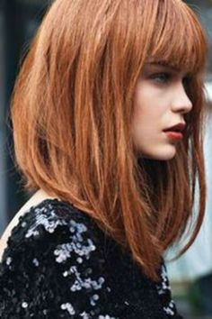 We've chosen the 15 Long Angled Bob Hairstyle to inspire you in your search for the perfect bob hairstyle. With 15 fabulous long angled bob hairstyles to. Long Angled Bob Hairstyles, Hairstyles With Bangs, Pretty Hairstyles, Bob Haircuts, Wedding Hairstyles, Long Bob Haircut With Bangs, Angled Haircut, Trendy Haircuts, Modern Hairstyles