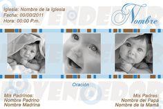 Tarjetas De Invitacion A Bautizo Gratis Para Mandar Por Mensaje 7 HD Wallpapers