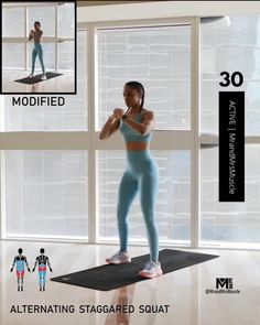 Hiit Workout At Home, Gym Workout Videos, Gym Workouts, At Home Workouts, Cardio Training, Workout Bauch, Weight Loss Workout Plan, Fitness Workout For Women, Fitness Inspiration