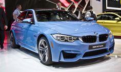 Sexy b!tch ... 2015 BMW M3/M4: First look