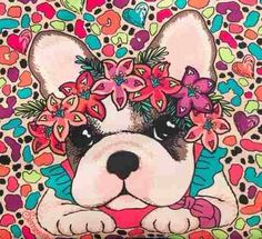 imagenes para sublimar - Buscar con Google Baby Posters, Cool Posters, Boston Terrier Kunst, Trolls, Images Vintage, Puppy Images, Arte Pop, Dog Art, Cute Wallpapers