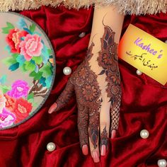 Kashee's Mehndi Designs, Pretty Henna Designs, Finger Henna Designs, Mehndi Designs For Girls, Mehndi Design Photos, Wedding Mehndi Designs, Mehndi Designs For Fingers, Beautiful Mehndi Design, Latest Mehndi Designs