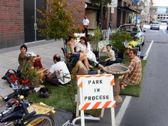Park(ing) Day is September 21st, 2012.  Where will you park it?