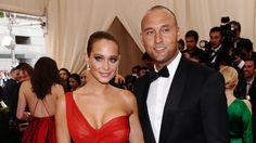 Former New York Yankee Derek Jeter marries longtime girlfriend Hannah Davis