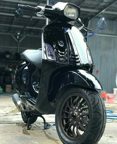 Vespa Sprint by 23 Motoworks • Indonesia