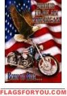 Regal Comfort Proud to Be an American Born to Ride Medium Weight Faux Fur Luxury Blanket Queen Size x American Motorcycles, Faux Fur Blanket, House Flags, Fabric Panels, American Flag, American Pride, Harley Davidson, Digital Prints, Plush