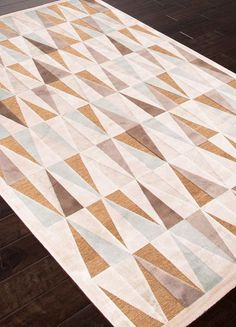 Fables Tria Beige Area Rug - FROY