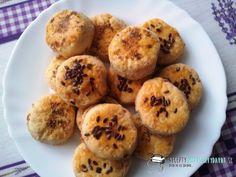 Jednoduché nekysnuté pagáčiky Muffin, Breakfast, Food, Morning Coffee, Essen, Muffins, Meals, Cupcakes, Yemek