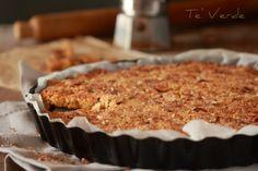 Torta Rustica con Farina di Mais Cioccolato e Nocciole ()