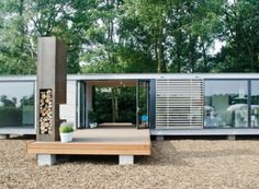 Container House - Container House - Prefab recreatiewoningen Who Else Wants Simple Step-By-Step Plans To Design And Build A Container Home From Scratch? - Who Else Wants Simple Step-By-Step Plans To Design And Build A Container Home From Scratch? Prefab Container Homes, Building A Container Home, Container Buildings, Container Architecture, Shipping Container Homes, Shipping Containers, Architecture Design, Architecture Panel, Drawing Architecture