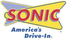 Sonic - always great for drinks and shakes.  Food's ok too.
