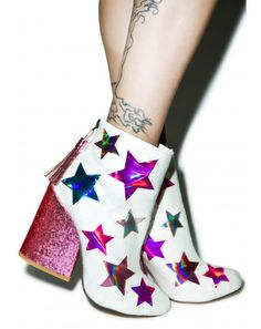 These star boots make me sooooo happy x