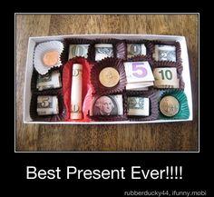 Best Present Ever!!