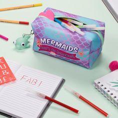 Mermaids don't do homework 🧜♀️🤷🏼♀️💁🏼♀️ Do Homework, Mermaids, Coin Purse, Rainbow, Purses, Wallet, Stationery Shop, Stuff Stuff, Rain Bow