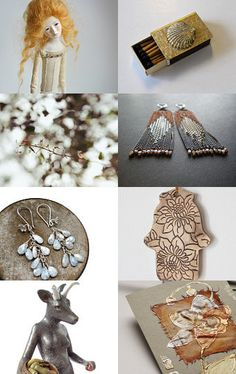 She guards the past. by Niya Lee on Etsy--Pinned with TreasuryPin.com