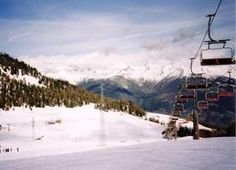 Pila, Italy. This is Pila's ski resort where i went skiing. Best thrilling sport i've ever done. Pila has great variety in slopes, great snow and was lots of fun.