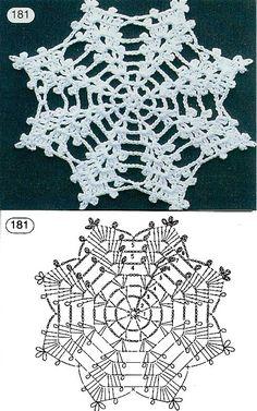 Free Crochet Doily Patterns, Crochet Snowflake Pattern, Crochet Doily Diagram, Crochet Stars, Crochet Circles, Crochet Snowflakes, Crochet Mandala, Crochet Doilies, Thanksgiving Crochet