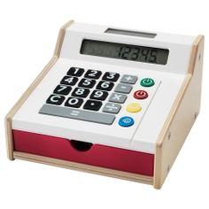 DUKTIG Caja registradora juguete. 15eur