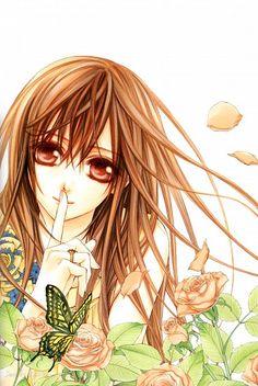Tags: Anime, Vampire Knight, Matsuri Hino, Yuki Cross, Vampire Knight Illustrations