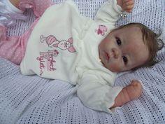 custom made reborn baby doll  from luca sculpt elly knoops by lillbees reborn babies. £325.00, via Etsy.