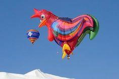 Flying Chicken ~