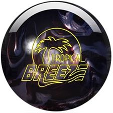 Storm Tropical Breeze (Carbon/Chrome) Bowling Ball. With exciting colors and innovative fragrances, the Tropical Breezes are sure to appeal to bowlers of all skill levels. They all feature a proven Reactor™ reactive coverstock material that glides easily through the heads yet reacts down-lane to provide optimum pin carry.