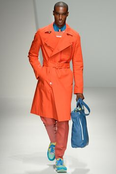 If you happen to love colors, well... you just can't get more colorful than this!!! Salvatore Ferragamo S/S 2013 collection