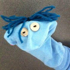 Baxter's Sock Puppet #2