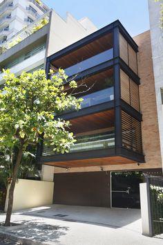 Galeria de Edifício Alvar Aalto / Christiane Laclau & Rafael Borelli Arquitetos Associados - 19