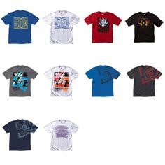 DC Shoe co. boys 8-20 s/s screen t-shirts http://www.tradeguide24.com/3840___DC_Shoe_co._boys_8_20_s_s_screen_t_shirts_assortment_48pcs.__DC_boy_48___ #DC #boys #tshirts #stocklot #wholesale