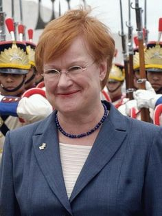 Tarja Halonen (b. was the President of Finland from 2000 to serving as the country's first female head of state. She is known for her very high approval ratings and advancement of. Bitch Quotes Badass, Girl Boss Quotes, Woman Quotes, Funny Self Love Quotes, Finnish Words, Quotes About Haters, Letting Go Quotes, Savage Quotes, Programming